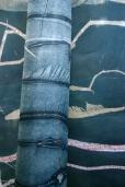 monoprints on silk, Nancy Brown