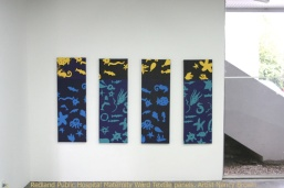 Redland hospital foyer screenprints