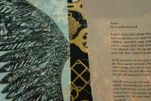 Brisbane Writers Festival Tiny Owl pillow fight project, Nancy Brown artist