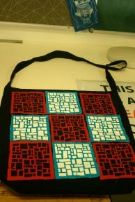 QACI workshop bag