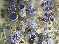 Nancy Brown porcelain jewellery
