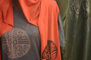 boadicea battle moon cape and shirt