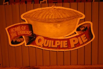 quilpie pie