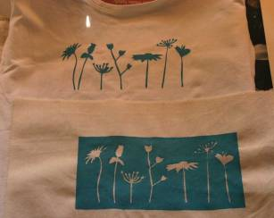 Julia-Creek-Flying-Arts-Cat's-t-shirt-prints