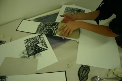 Marla printing book