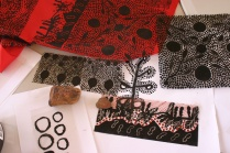 transparencies-and-textiles-Kalkarindji-Arts