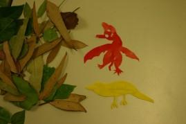 flying fox stencils Mayfield School