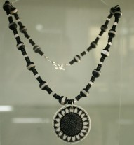 fibonacci sunflower agate crystal t bar