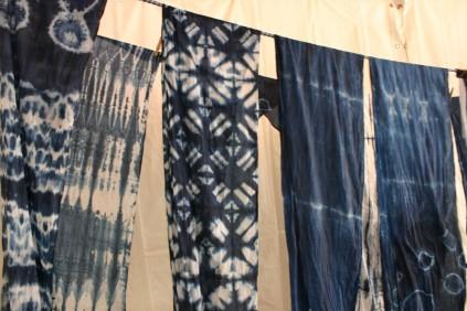 woodford folk festival indigo pot Nancy Brown