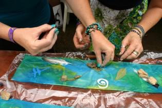 sunprints visual arts Woodford 2014-15