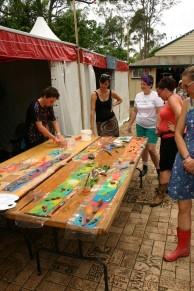 Sunprints visual arts Woodford 14 15