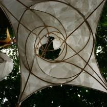hanging lanterns Northey st