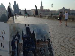 Bridge, Prague