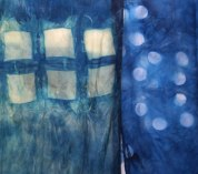 clamped-shibori-indigo-patterns