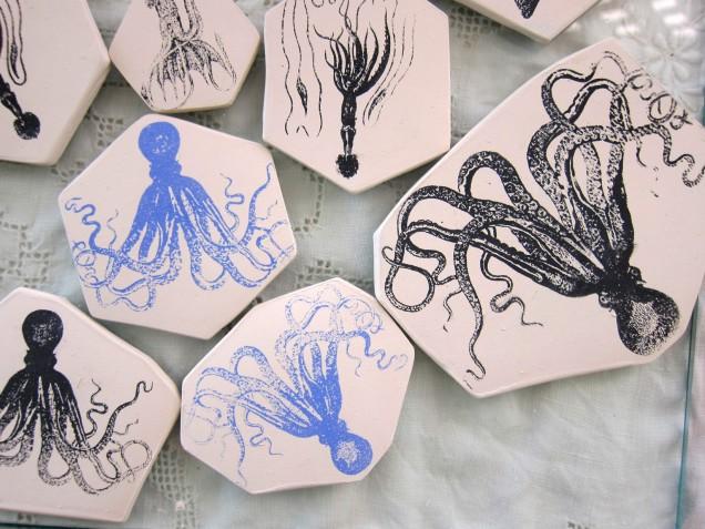 squid tiles