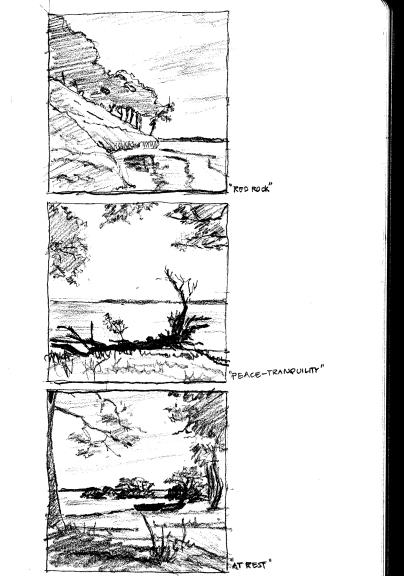 Stuart Hall sketches