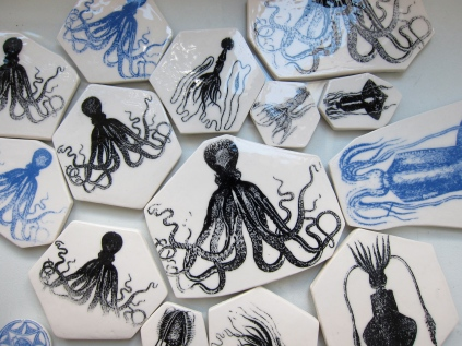 cephalopod tiles