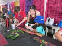 Juliet Woodford Children's festival