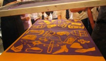 loreto yellow printing