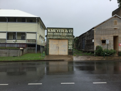 Maryborough engine sign