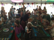 The planting bandanna workshop