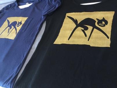 Carmen's t shirts Impress Print Studio