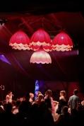 Kez Howell chandelier Woodford Festival