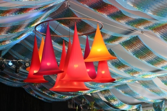 Key Howell chandelier